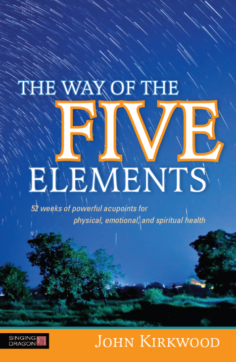 'The Way of The Five Elements' Book Cover