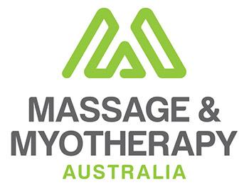 MMA - Massage & Myotherapy Australia logo