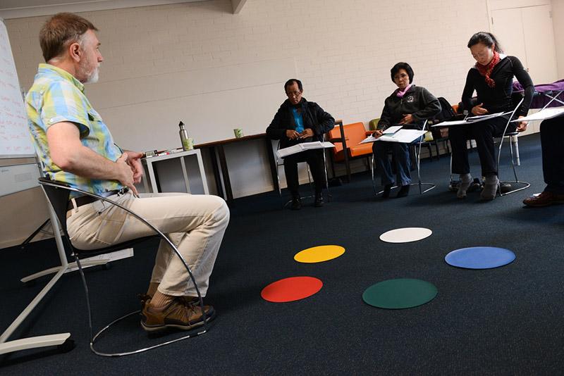 Acupressure Practitioners Training Class Level 3